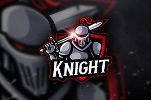 Knight - Mascot & Esport Logo