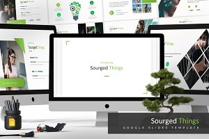 Sourged - Google Slides Template