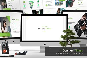 Sourged - Powerpoint Template