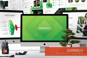 Georgeus - Powerpoint Template