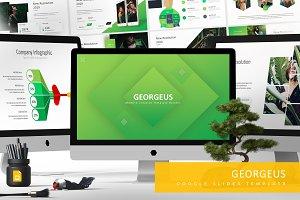 Georgeus - Google Slides Template