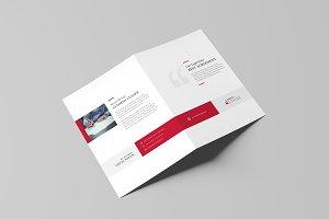 Attorney Law Bi-Fold Brochure