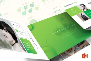 Ciello - Powerpoint Template