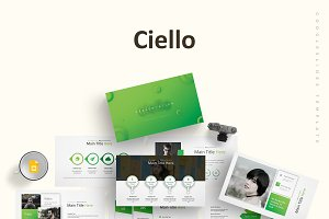 Ciello - Google Slides Template
