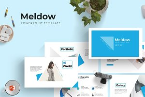 Meldow - Powerpoint Template