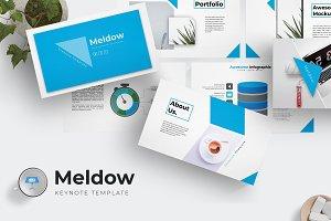 Meldow - Keynote Template