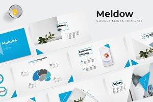 Meldow - Google Slides Template
