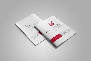 Law Attorney Legal Brochure