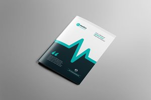 Medical Clinic Healthcare Brochure