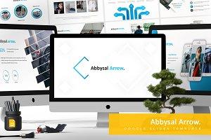 Abbysal - Google Slides Template