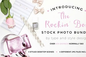 Stock Photo Bundle - Rockin' Bow