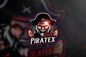 Slayer Pirate - Mascot & Esport Logo