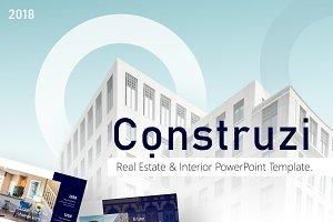 Construzi - Construction Powerpoint