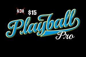 Playball Pro 50% Off