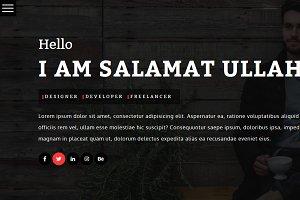 Salamat || Personal Portfolio