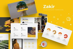 Zakir - Powerpoint Template