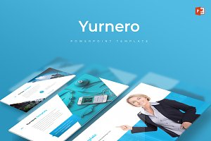 Yurnero -  Powerpoint Template
