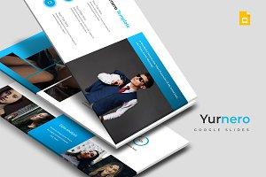 Yurnero - Google Slides Template