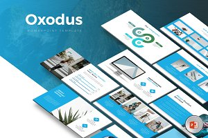 Oxodus - Powerpoint Template