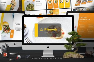 Pheyek - Powerpoint Template