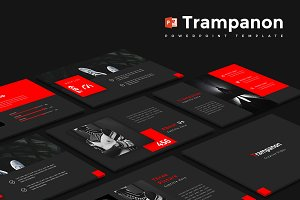 Trampanon - Powerpoint Template