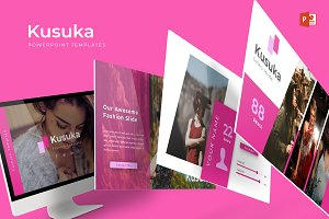 Kusuka - Powerpoint Template