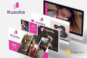 Kusuka - Google Slides Template