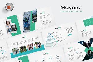 Mayora -  Powerpoint Template