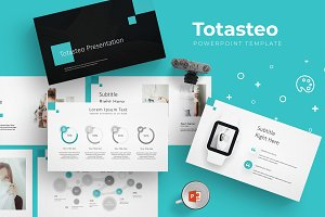 Totasteo -  Powerpoint Template