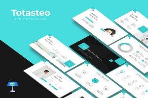Totasteo - Keynote Template