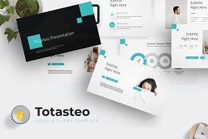 Totasteo - Google Slides Template