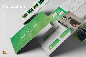 Relaouction -  Powerpoint Template