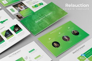 Relaouction - Keynote Template