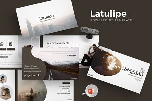 Latulipe- Powerpoint Template