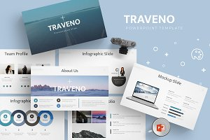 Traveno - Powerpoint  Template