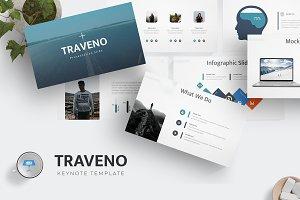 Traveno - Keynote  Template