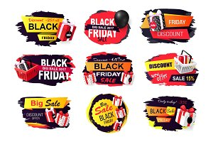 Discount and Offer on Black Friday