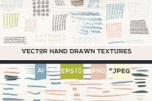 Vector hand drawn textures by  in Textures