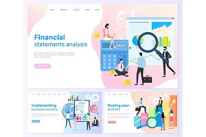 Financial Statements, Business