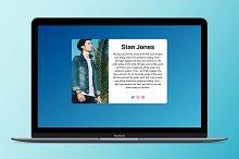 Dona - Personal WordPress Theme