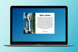 Dona - Personal WordPress Theme