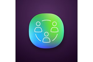 Teamwork app icon
