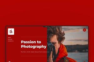 TH - Creative Portfolio Template