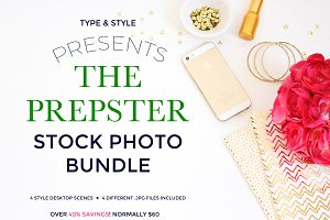 Stock Photo Bundle - Prepster