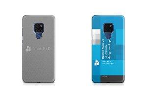Huawei Mate 20 3d IMD Case Mockup