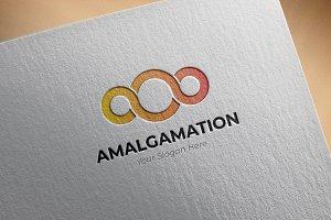 Amalgamation Logo Template