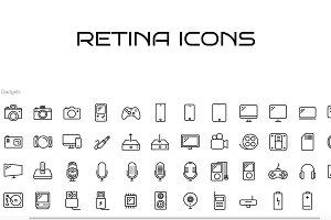 96 Gadget Icons