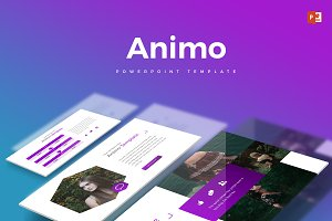 Animo -  Powerpoint Template