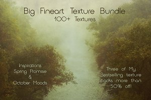 Big Fineart Texture Bundle