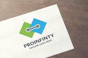 Professional Infinity Logo